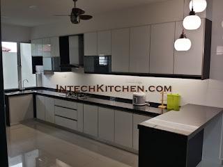 Intech Kitchen Sdn Bhd : Latest Kitchen Cabinet Design