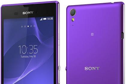 Cara Flashing Sony Xperia T3 D5102 100% Sukses
