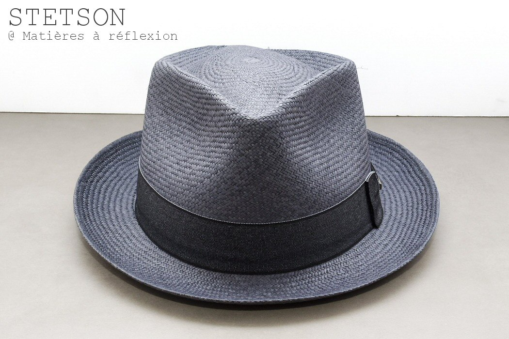 Stetson chapeau Solvay