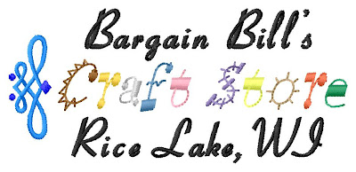 Rice Lake Craft Store