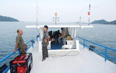 kapal mancing