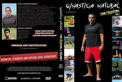 ginástica natural dvd