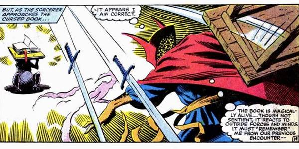 Top 16 Artefak Sihir Doctor Strange
