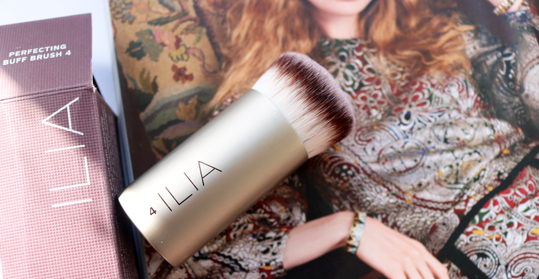 ILIA Perfecting Buff Brush review