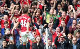Manchester United Lepas Josh Harrop ke Preston North End