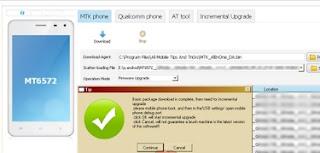 Firmware dan Cara Flash Vivo Y81 (1808) PD1732F