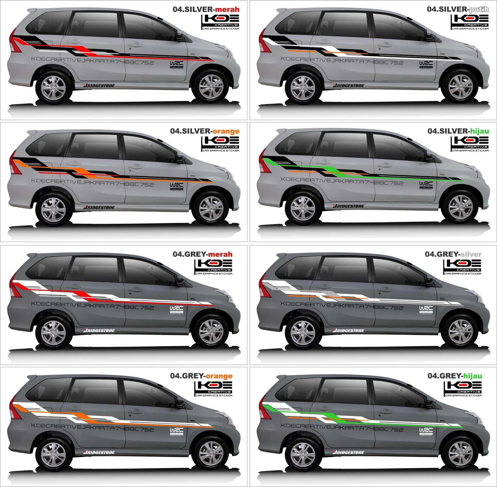 960+ Gambar Mobil Avanza Warna Grey Terbaru