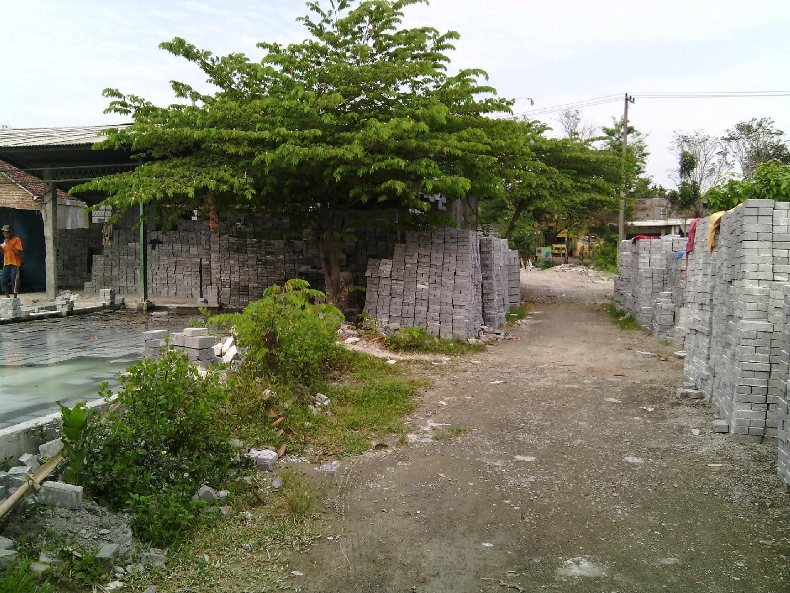 pabrik paving block jawa timur