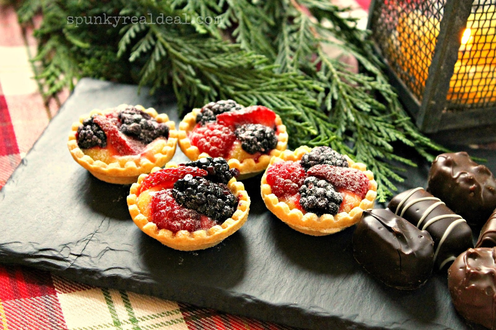 Tarts and Chocolates