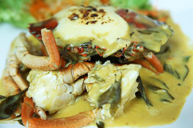 Singapore Blogger # Crab Party