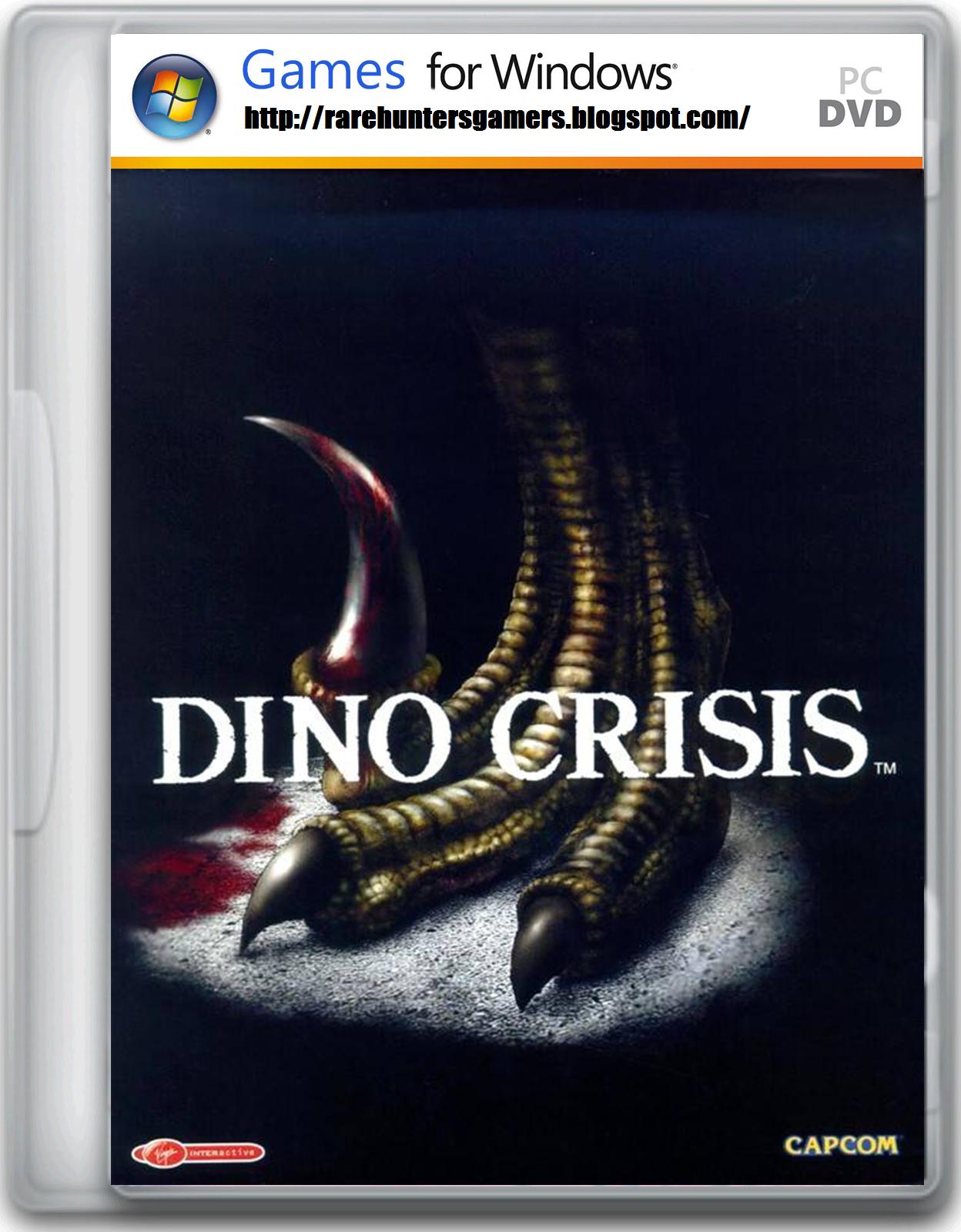 dino crisis 1 pc download completo portugues