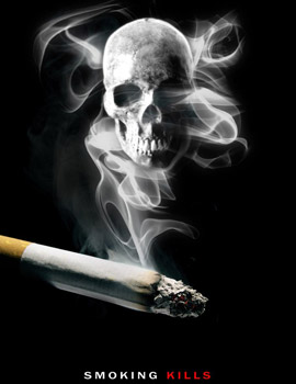 FuLGEnT mARblE around mY liFe: smoking is aint cool it ...