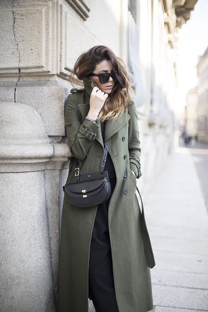 MILITARY-COAT-IN-MAXI-Length-Cappotti-inverno