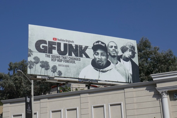 GFunk documentary billboard