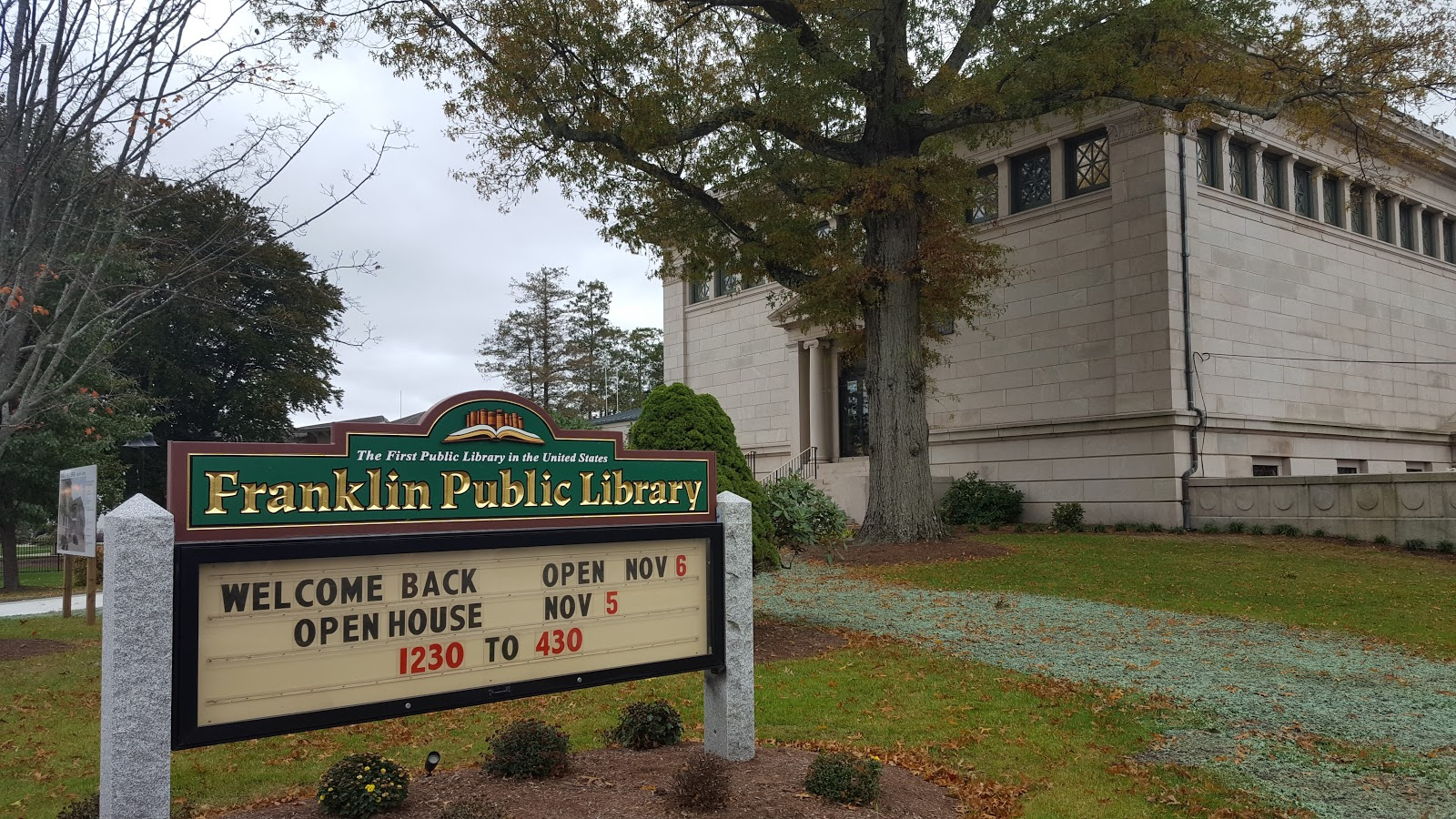 Franklin Matters: Franklin, MA: Town Council