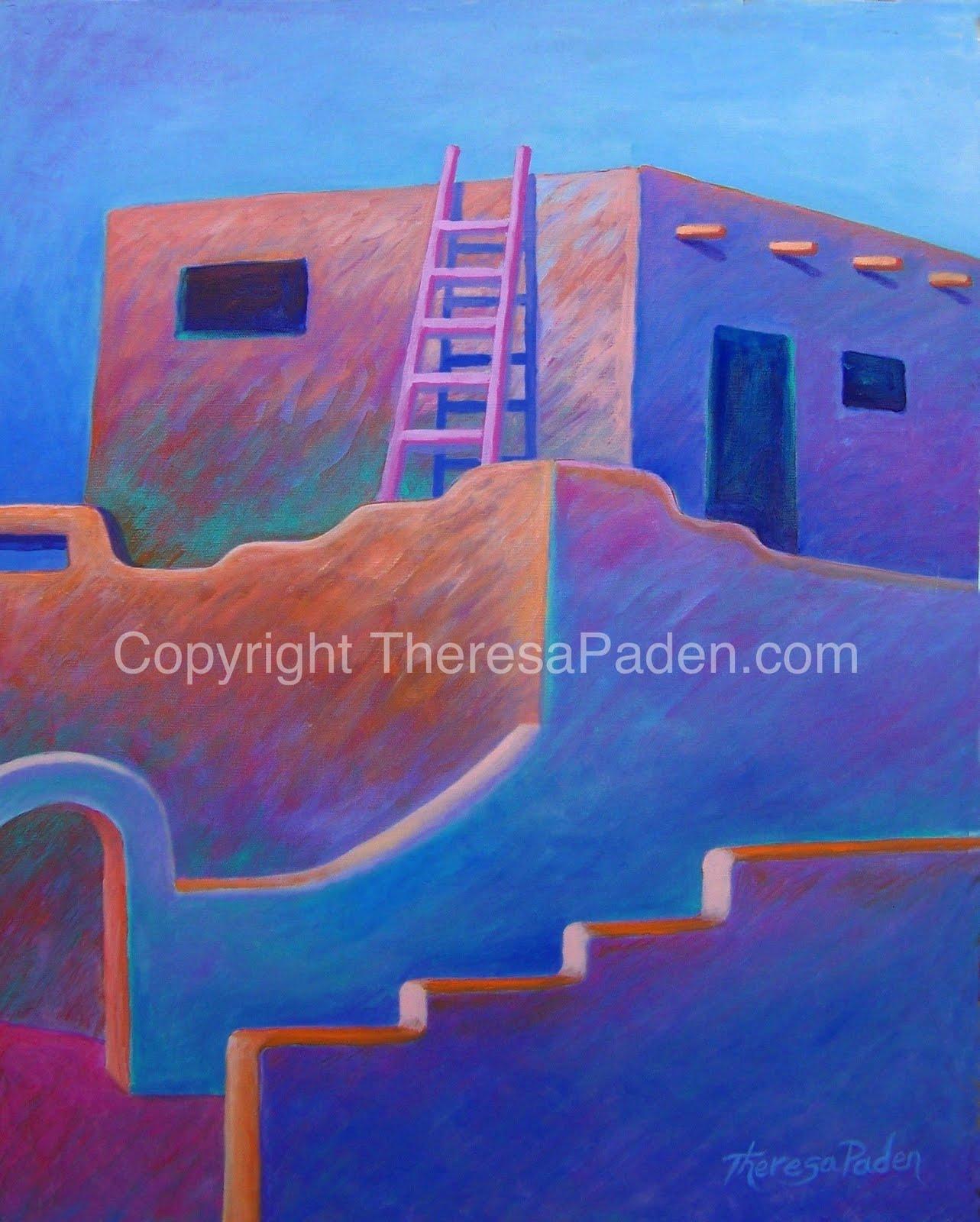 New Mexico Paint Colors