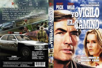 Carátula dvd: Yo vigilo el camino (1970) (I Walk the Line)