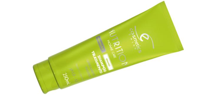 Resenha Shampoo E-Cosmetics Nutrition