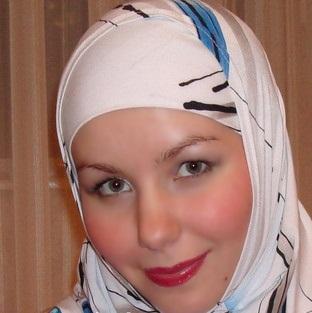 الينا من روسيا 23 سنة مسلمة للزواج