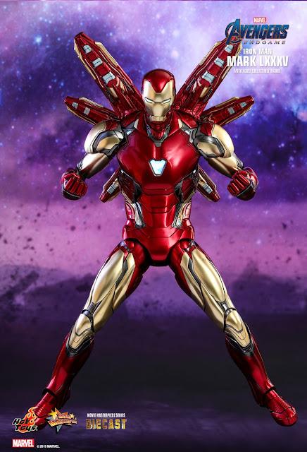 toyhaven: Hot Toys 1/6th scale [Avengers: Endgame] Iron Man