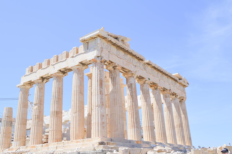 Athen Pantheon - Reisebericht Griechenland