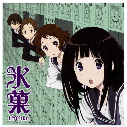 Review Anime Hyouka