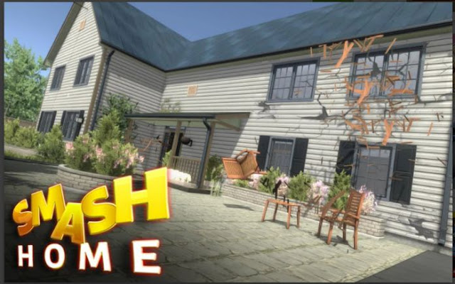 Game FPS Android Offline Destroy Neighbor House APK