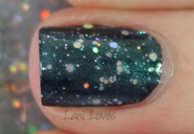 Femme Fatale Cosmetics Maiden's Patience nail polish Swatches & Review