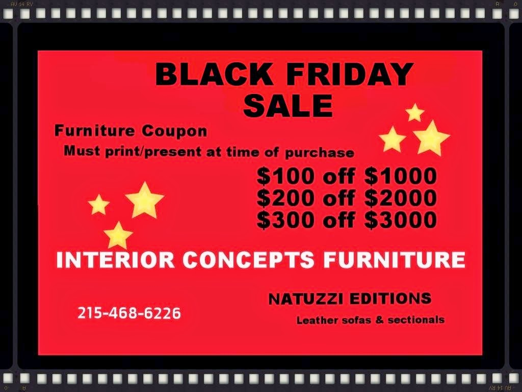 Furniture Sales Black Friday Natuzzi Leather Sofas And Sectionals By Interior Concepts