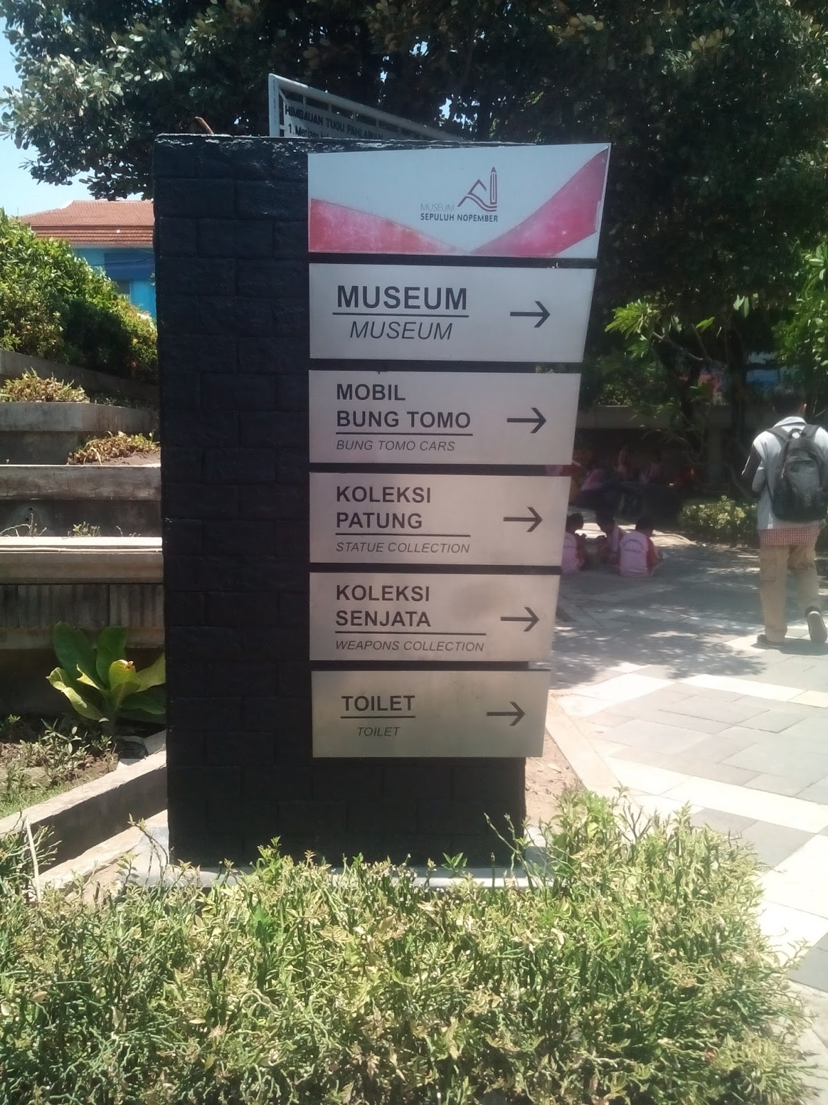 TUGU PAHLAWAN MUSEUM 10 NOVEMBER SURABAYA If Theres Dora The