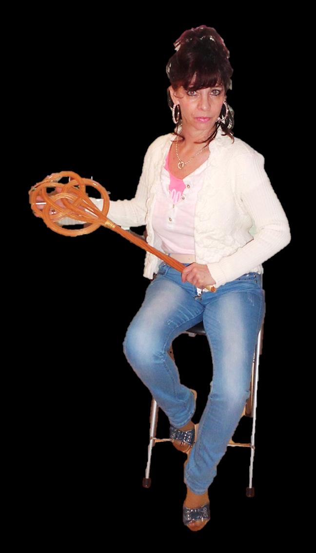 Lausboys Spankingdreams: Lady Yvonne