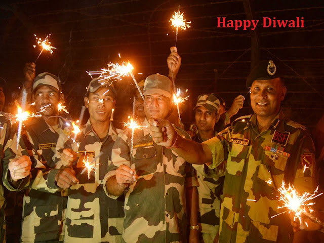 happy Diwali 2018 to Indian Army Soldier images