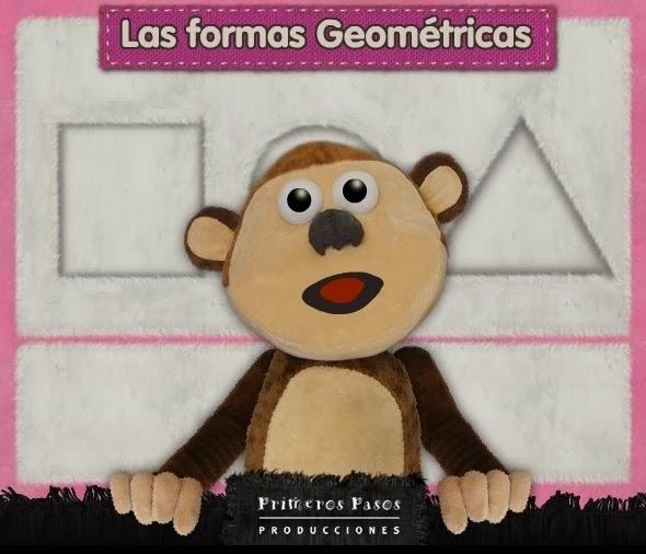 """""""Bubba y las formas geométricas"""" (Geometría de Educación Infantil)"""