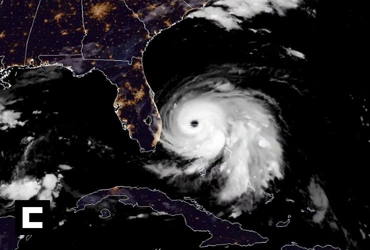 Dorian se degrada a un huracán categoría 4