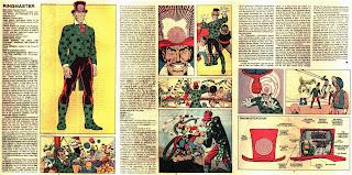 Jefe de Pista (ficha marvel comics)