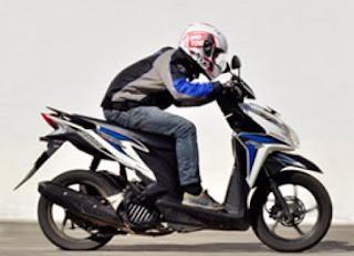 Motor Honda Vario Anda Bergetar Saat Berjalan!! Inilah Penyebabnya
