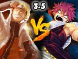 لعبة قتال الأنمي Anime Battle 3.5