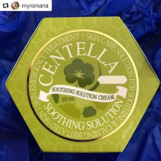 NAFURA CENTELLA SOOTHING CREAM