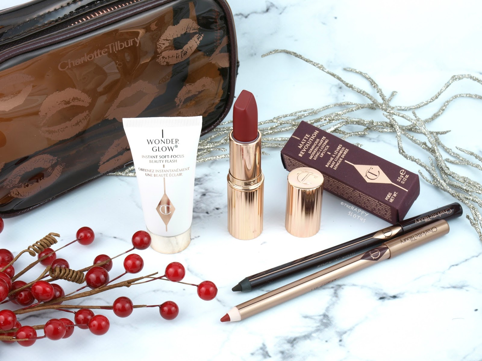 Charlotte Tilbury Quick N' Easy Red Carpet Party Kit