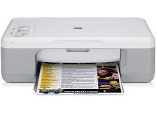 Image HP Deskjet F350 Printer