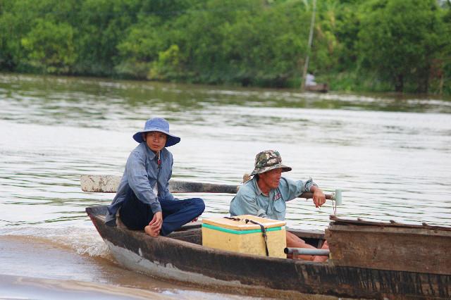 sungai mekong delta