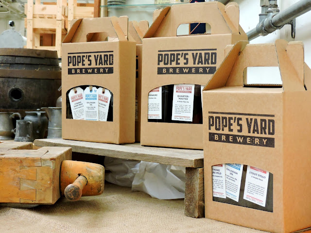 Pope's Yard Brewery