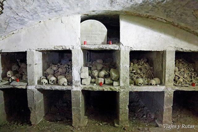 Cripta de Santa María Briviesca
