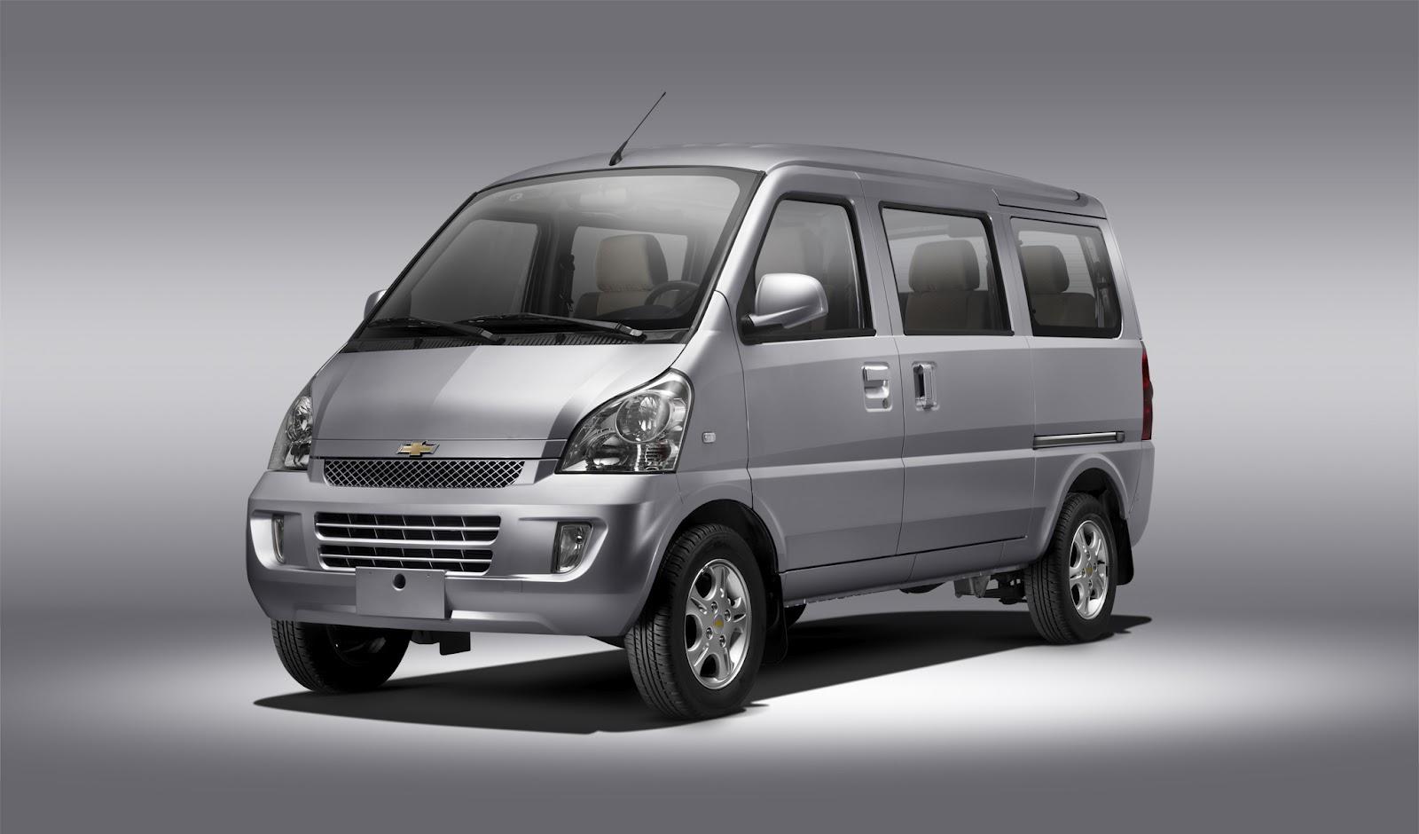 bde214cece454d Lanzamiento  Chevrolet Van N300 Move Pasajeros