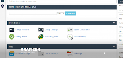 Grafizen Free Hosting Review