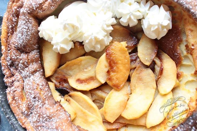 pancake pommes