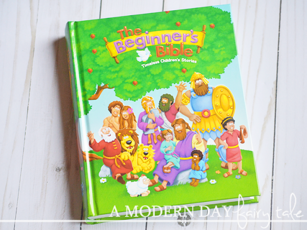 Introduce Your Little Ones to the Bible with a #TheBeginnersBible Giveaway #FlyBy
