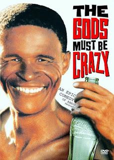 The Gods Must Be Crazy 1 (1980) เทวดาท่าจะบ๊อง ภาค 1