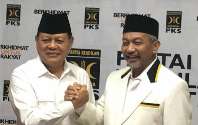 PKS Resmi Usung Sudrajat-Syaikhu di Pilgub Jabar 2018