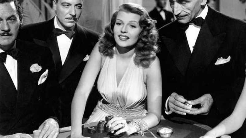 Rita Hayworth 1946 Gilda